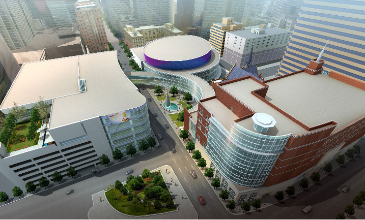 First Baptist Dallas Completes Largest Protestant Church