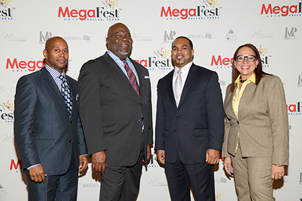 Bishop T D  Jake's MegaFest in Dallas attracts more than 75,000