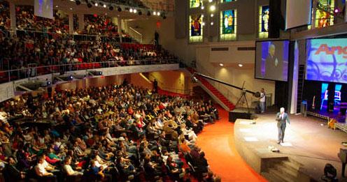 2013 Year End Status Of Megachurches Church Executive