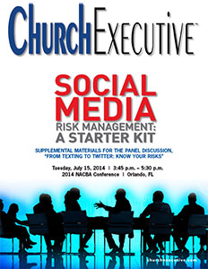 Social Media Risk Management: A Starter Kit
