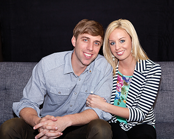 Jonathan Stockstill and his wife, Angie