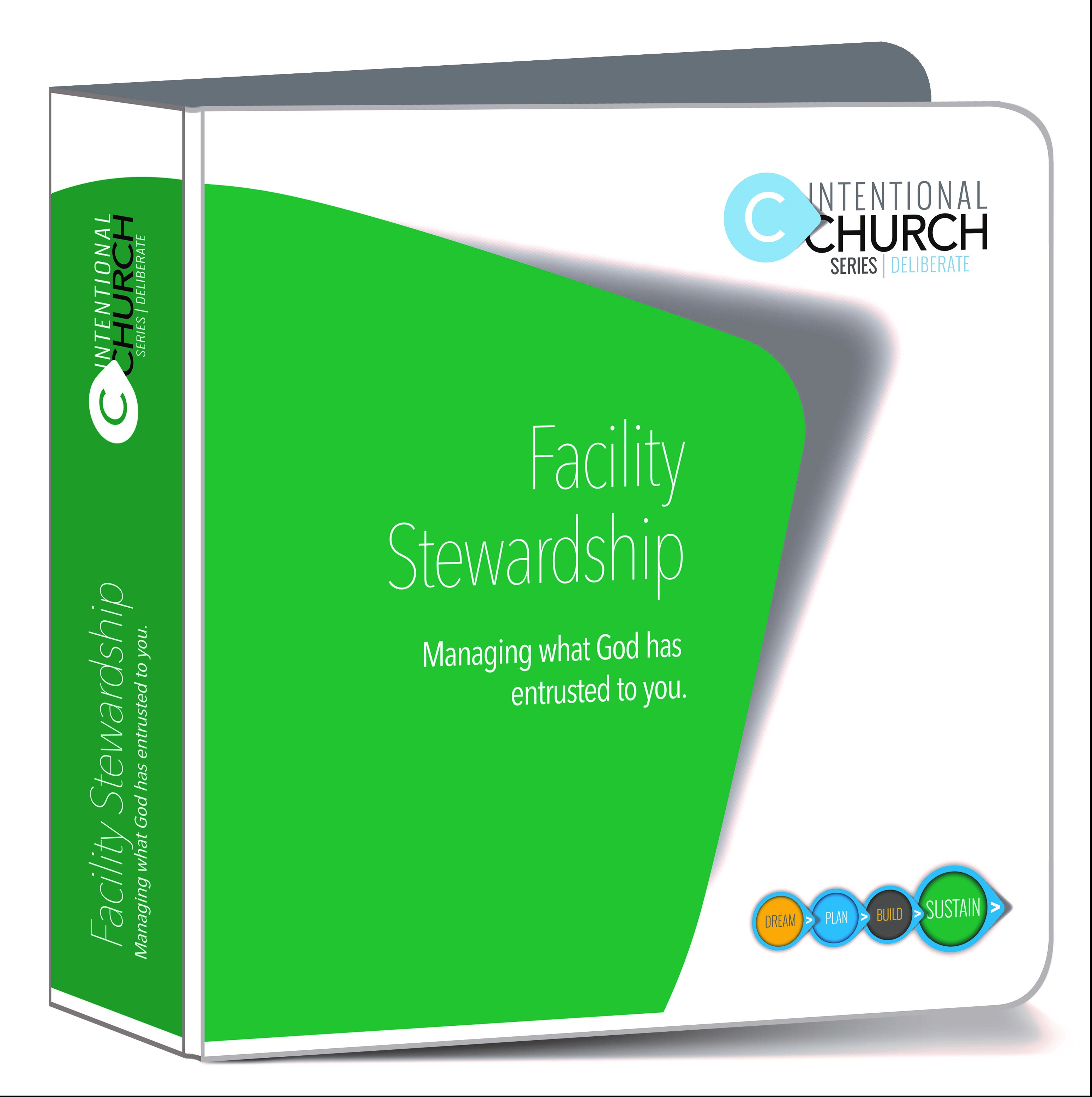 Facility Stewardship - Intentional Church Series Binder