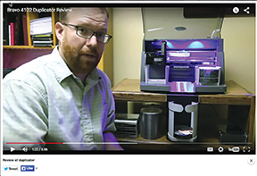To learn the ins and outs of church-based media duplication, check out this helpful video review of the BRAVO 4102 Duplicator by Jon, a Texas-based minister and Dadislearning.com blogger: http://www.primera.com/videos/#!prettyPhoto/8/.