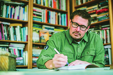 Mark Batterson, New York Times best-selling author, lead pastor of National Community Church in Washington, D.C., and Regent alumnus