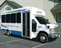 This is a new 2016 Ford Starcraft 14-passenger + driver bus priced below $60,000. View details at: midwesttransit.com/auto/new-2016-ford-starcraft-kankakee-60901-il/4654987.