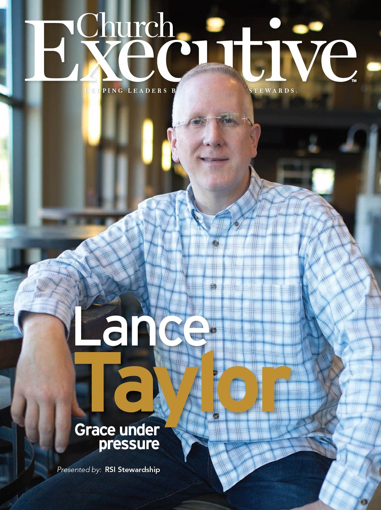 Lance Taylor: Grace Under Pressure