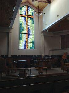 Composit Photo of Window