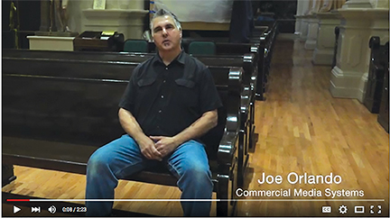 Find out how expert help fixed the acoustical and intelligibility challenges at Five Wounds Church in San Jose, CA — about to celebrate its 100th year. View the video at http://bit.ly/1Uz6Idd.