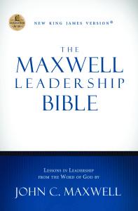 Maxwell NKJV Bible