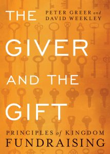 The Giver and the Gift Cover