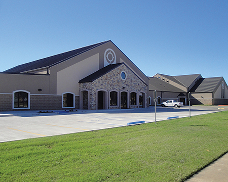 Our Lady Queen of Peace Catholic Church (Wichita Falls, TX)