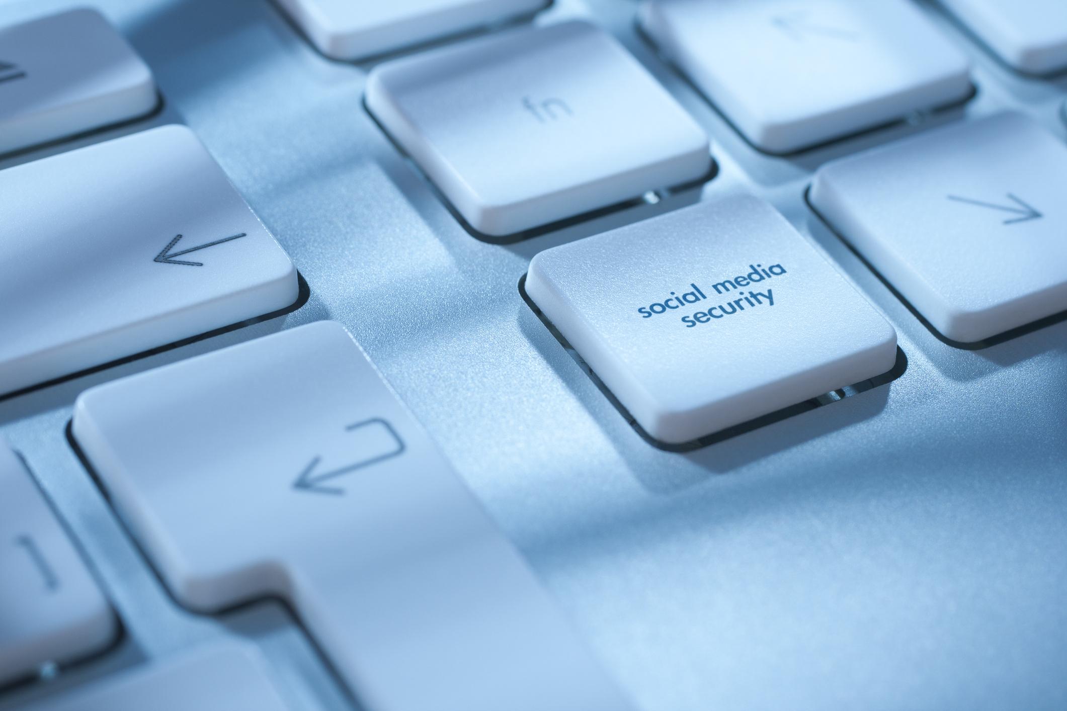 Social media security