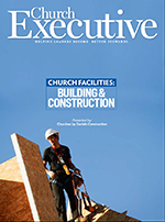 CHURCH FACILITIES: Building & Construction