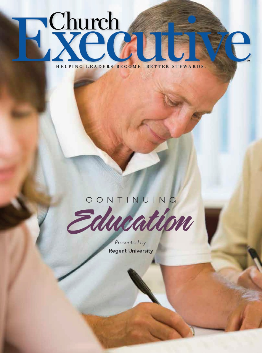 Continuing Education (Presented by: Regent University)