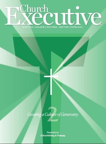 Creating a Culture of Generosity (Vol. 2)