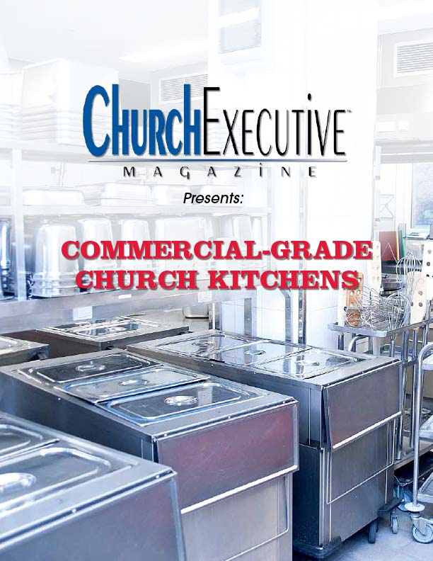 Commercial-Grade Church Kitchens