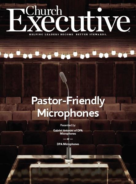 Pastor-Friendly Microphones