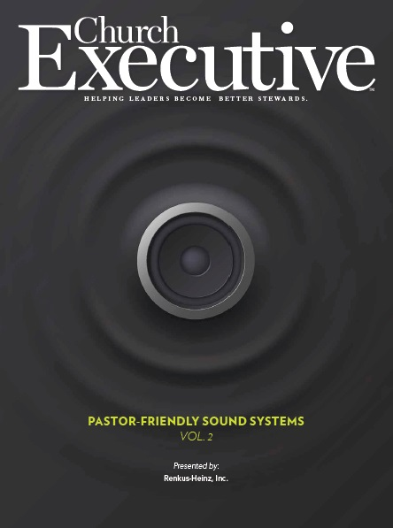 Pastor-Friendly Sound Systems (Volume 2)