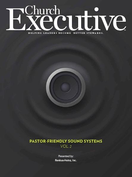 Pastor-Friendly Sound Systems (Volume 2)