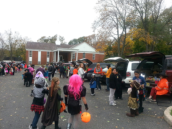 With the help of notification technology, Faith Reformed Church was able to host the only Halloween event in their storm-ravaged community, post Hurricane Sandy.