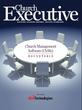 Church Management Software (ChMS) Roundtable