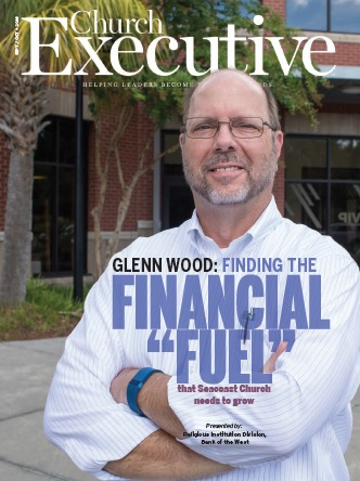 GLENN WOOD: Finding the financial