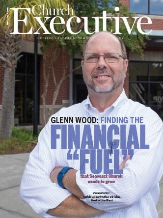 GLENN WOOD: Finding the financial