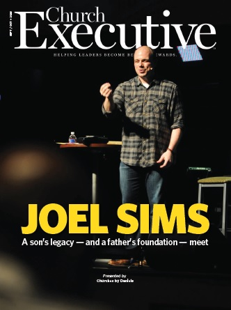 JOEL SIMS: A son's legacy — and a father's foundation — meet at Word of Life Church
