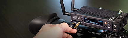 The Cube 655 is Teradek's latest innovation for professional encoding, whether it be for live streaming or point to point applications.