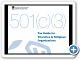 501(c)(3) Tax Guide for Churches & Religious Organizations