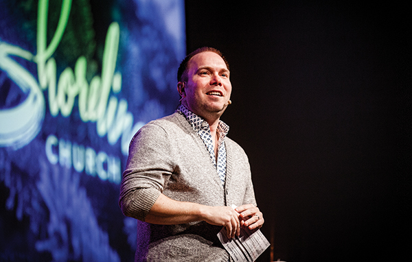 JASON HAYES: Creating a culture of generosity in a church plant