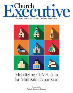 Mobilizing ChMS Data for Multisite Expansion