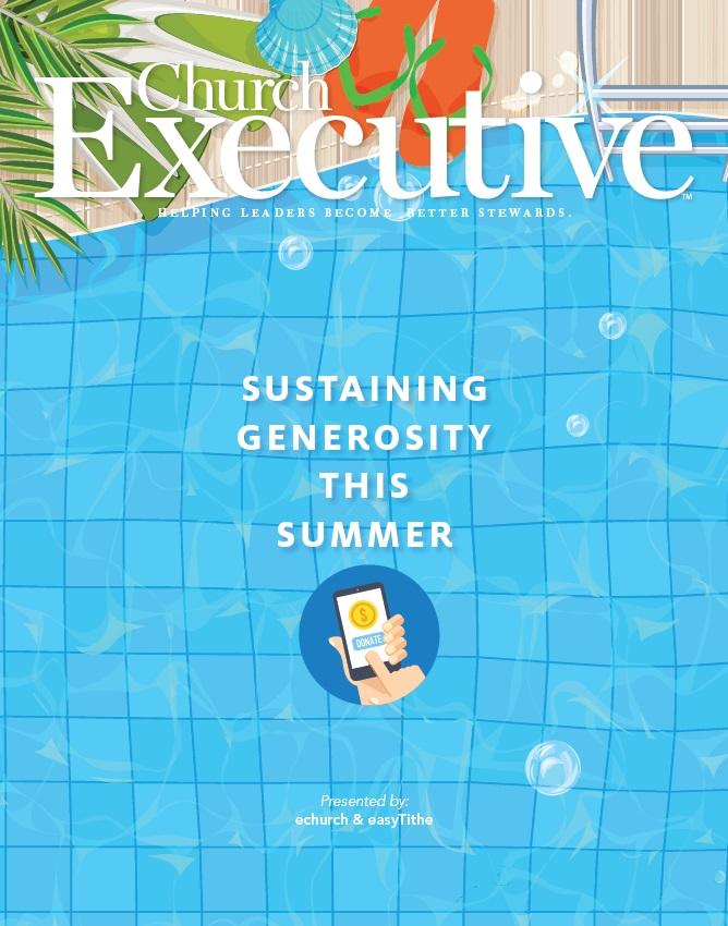 Sustaining Generosity This Summer