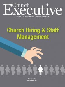 church hiring staff management