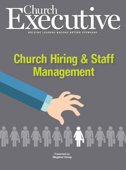 Church Hiring & Staff Management