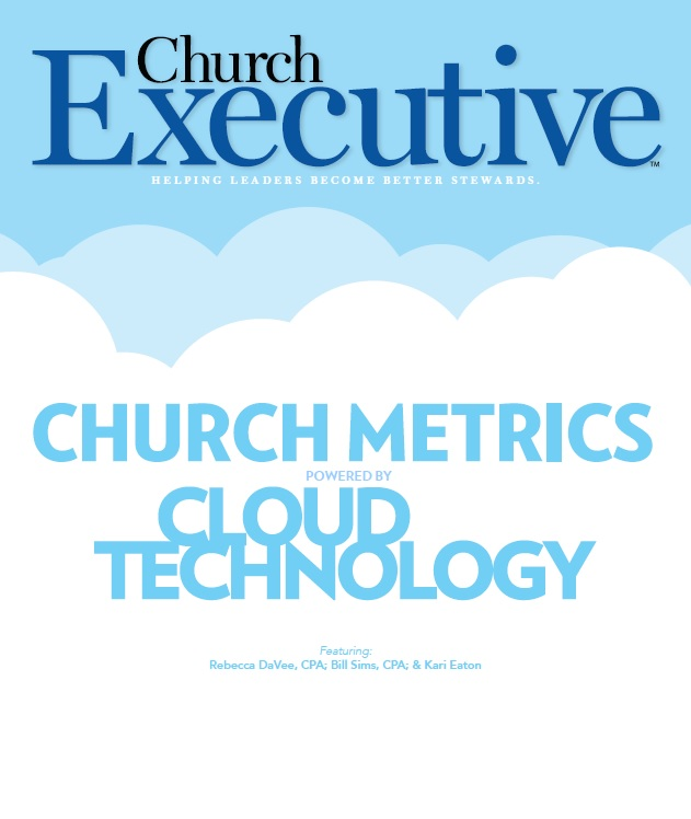 Church Metrics Powered by Cloud Technology
