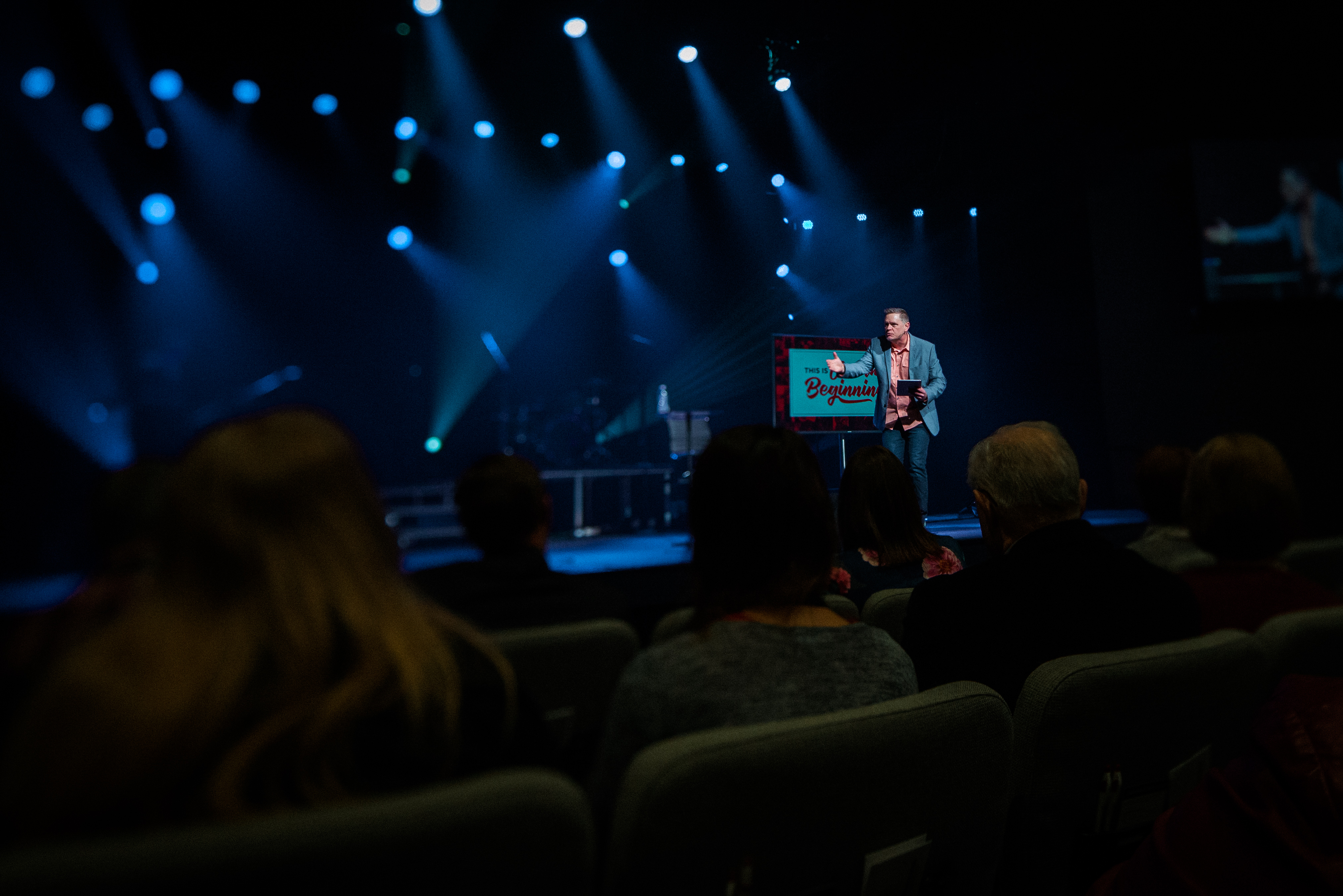 RICK LORIMER & CHRIST PLACE CHURCH: Exceeding expectations