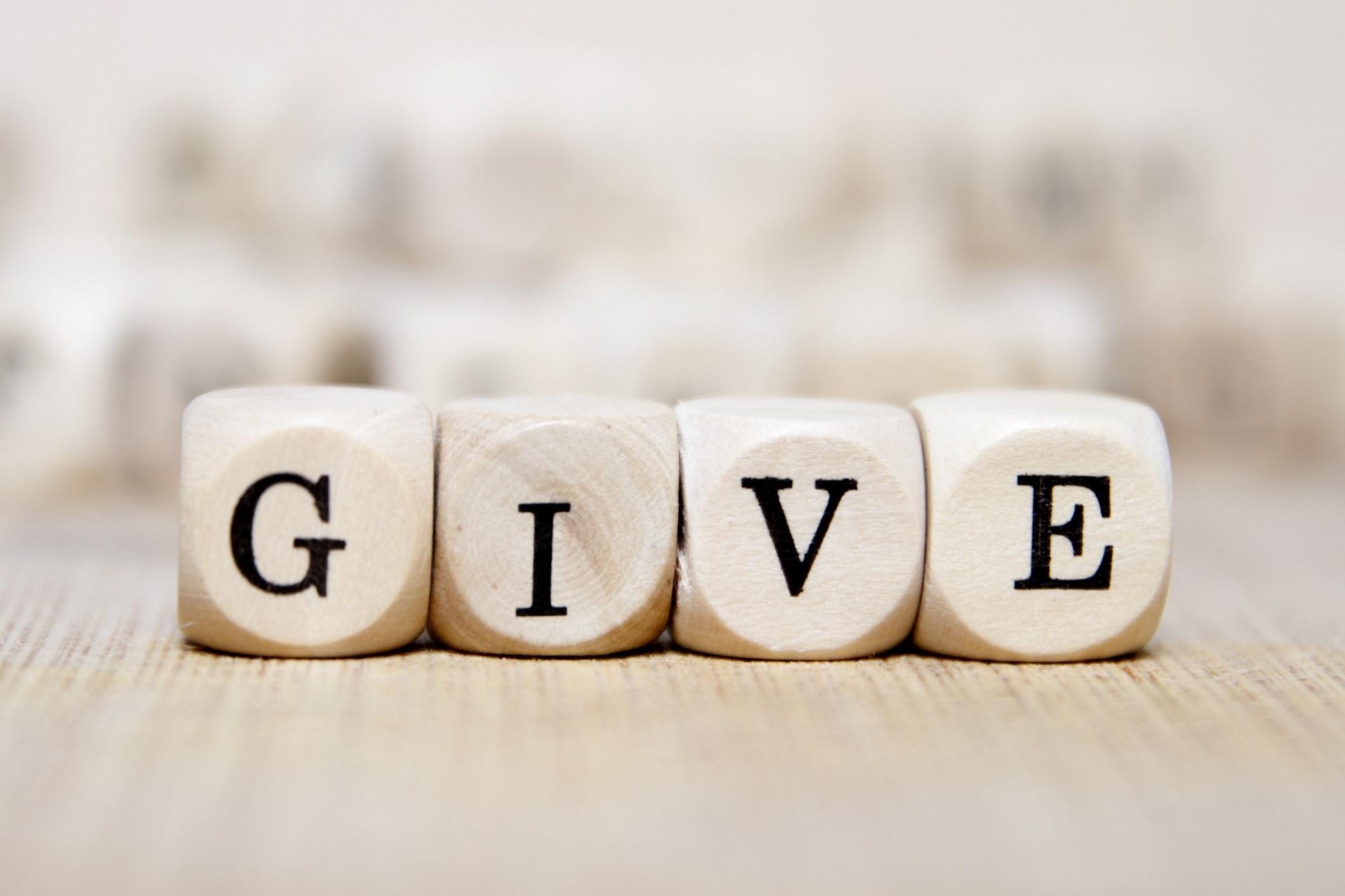 give church
