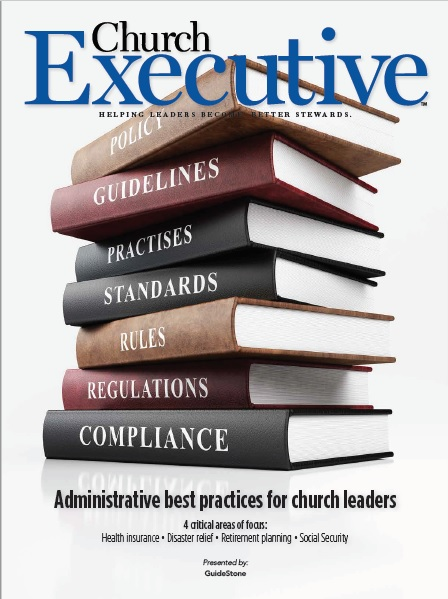 Administrative Best Practices for Church Leaders