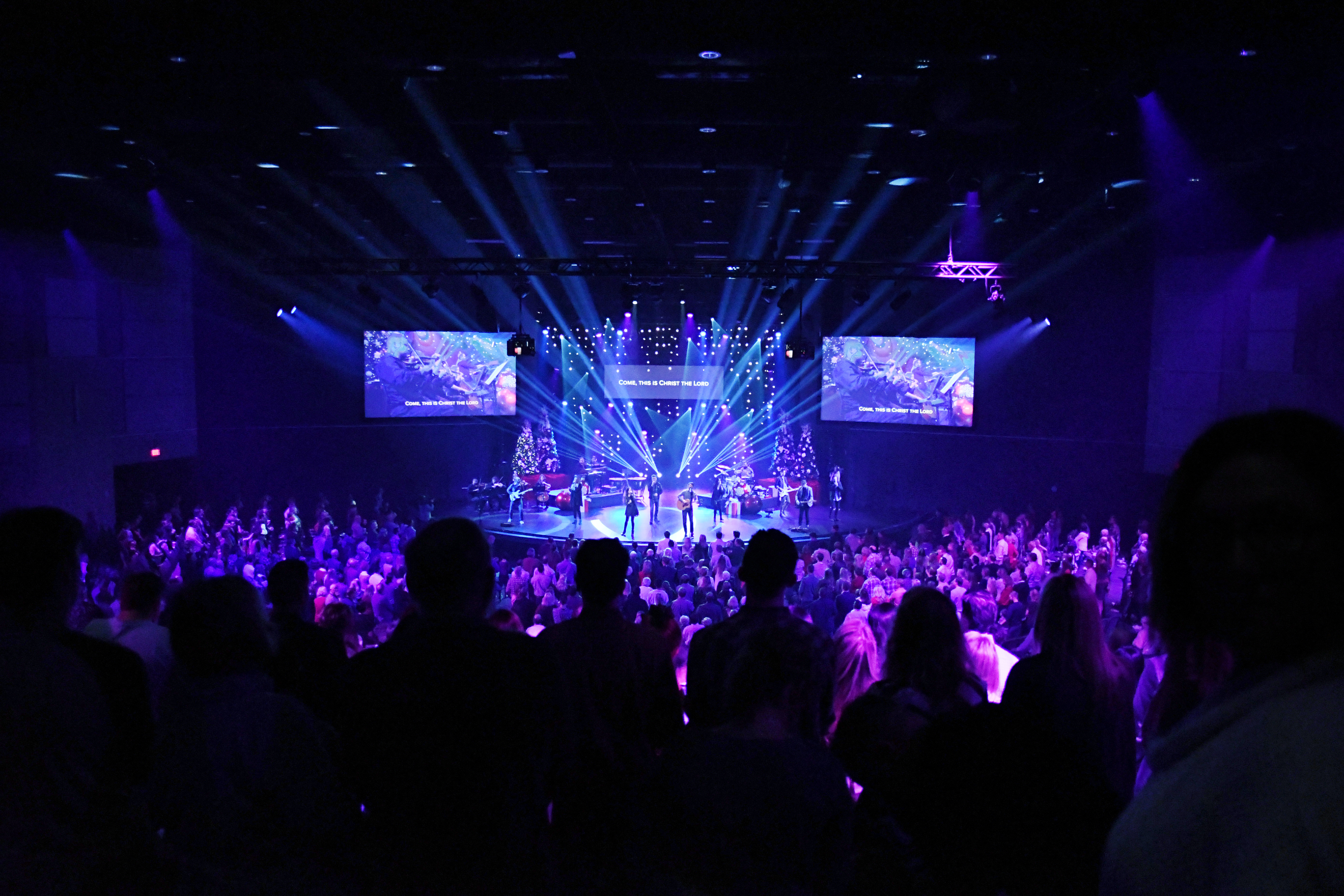 How to ensure a truly engaging worship space, by design