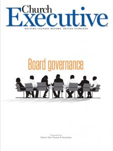 church board governance
