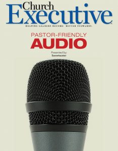 pastor church microphones audio