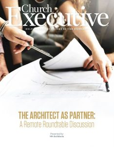 THE ARCHITECT AS PARTNER