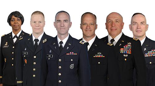 Exploring military chaplaincy: profiles