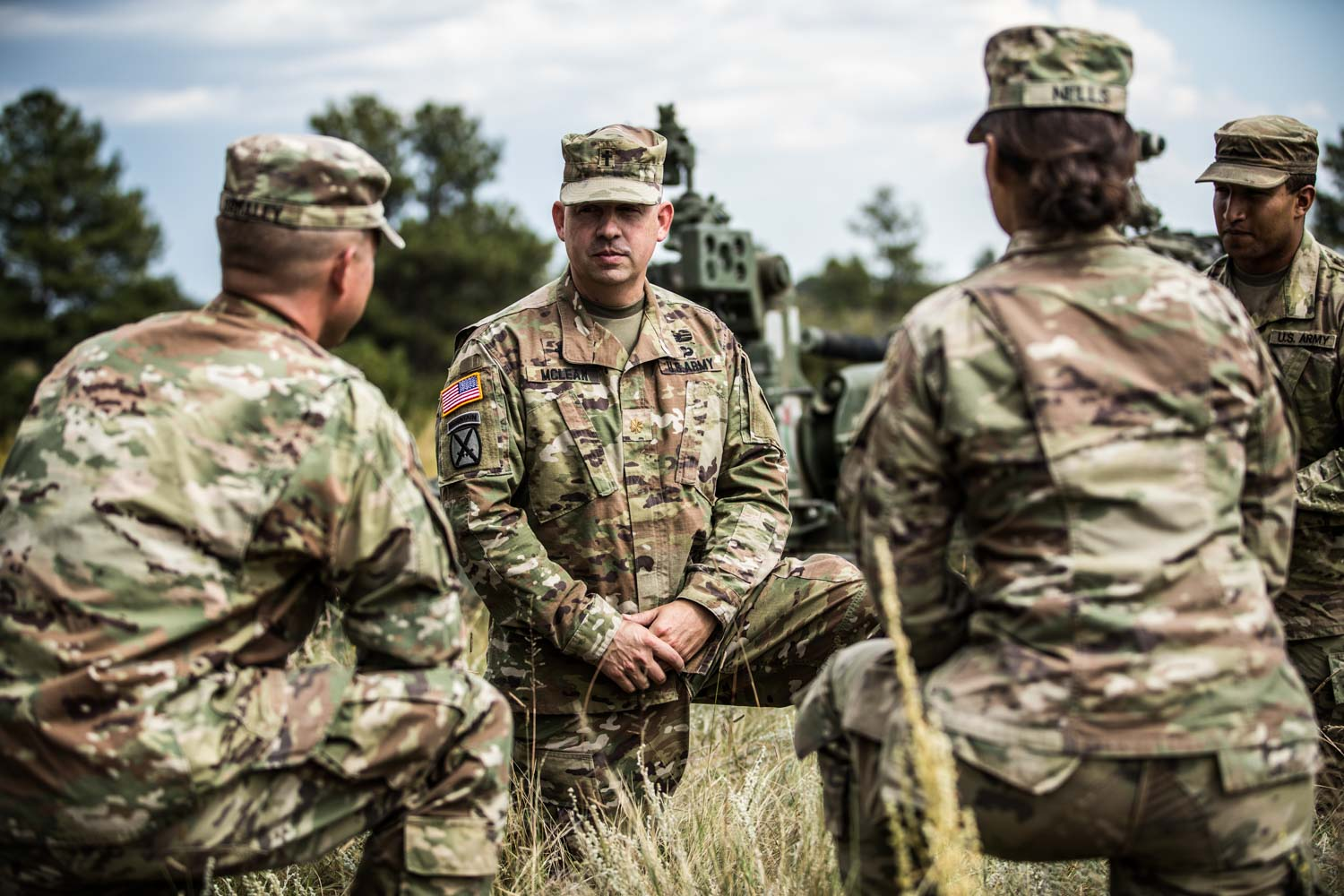 An unconventional path to Army chaplaincy