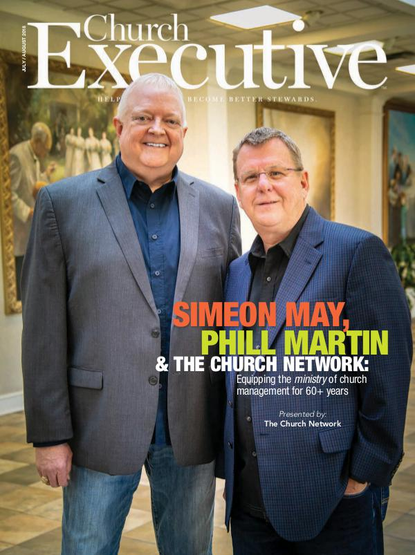SIMEON MAY, PHILL MARTIN & THE CHURCH NETWORK: