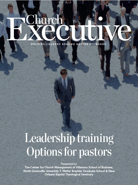 Leadership Training Options for Pastors