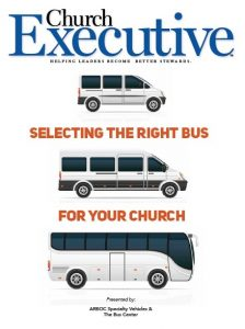 Selecting the Right Bus for Your Church