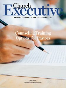 EQUIPPING PASTORS FOR COUNSELING