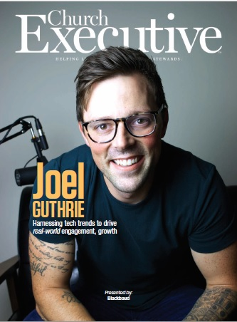JOEL GUTHRIE: Harnessing tech trends to drive real-world engagement, growth